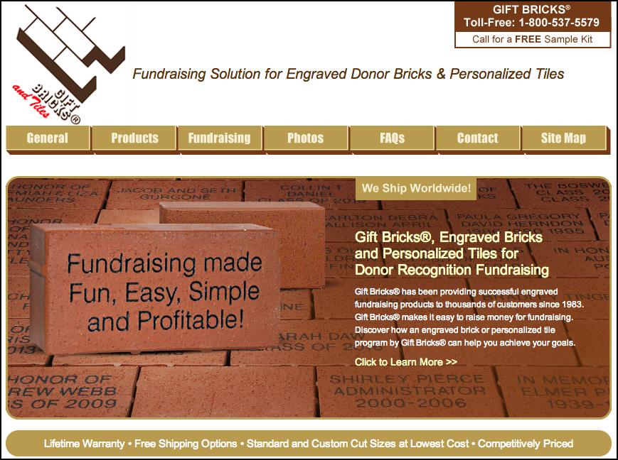 Gift Bricks